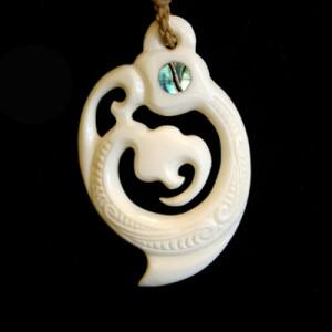 Bone jewelry creatures
